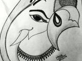 Drawing Cartoon Wali Ganesh Ji Sketch Pencil Sketches In 2019 Sketches Art Sketches