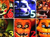 Drawing Cartoons 2 Five Nights at Freddy S Five Nights at Freddy S 6 Fnaf 1 2 3 4 5 All Jumpscares Simulator