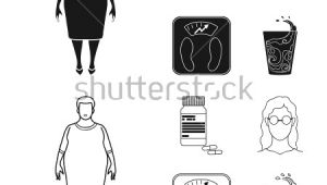 Drawing Cartoons 2 Full Licence Full Woman Girl Glasses Scales Exquisite Stock Vector 1096192568