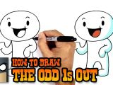 Drawing Cartoons 2 Youtube How to Draw and Color the Odd 1s Out Youtube