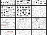 Drawing Cartoons for Beginners How to Draw Cartoons Mix and Match Features to Create Your Own
