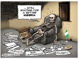 Drawing Cartoons Haram Tayo Fatunla