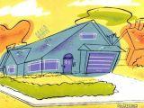 Drawing Cartoons House Edd S House Cartoon Network Edd Ed Edd Ed Edd N Eddy