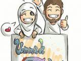 Drawing Cartoons In islam 107 Best islamic Cartoon Images Drawings Hijab Cartoon islam Muslim