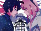 Drawing Cartoons Manga and Anime Zero Two E Hiro Darling In the Franxx 002 Pinterest Anime