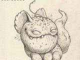 Drawing Cartoons Monsters Chris Ryniak Morning Scribbles Drawings Drawings Cute