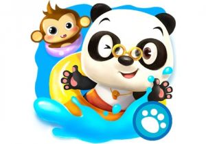 Drawing Cartoons On android Dr Pandas Schwimmbad Kostenlos Ios android Kinderspiel App