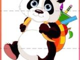 Drawing Cartoons Panda Easy to Draw Panda Bear 1023 Best Pandamonium 0d Images On