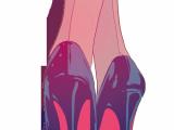 Drawing Cartoons Shoes Drawing Art Girl Tumblr Fashion Heels Shoes Cartoon Black Grunge