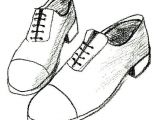 Drawing Cartoons Shoes How to Draw Shoes with Pictures Wikihow