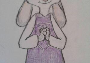 Drawing Cartoons Undertale Judy Hopps as toriel Undertale Crossover by Koperty123 On Deviantart
