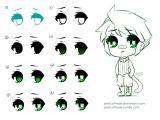 Drawing Chibi Eyes Lazy Chibi Eye Tutorial by Jessicafreaxx On Deviantart Art