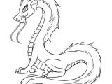 Drawing Chinese Dragons Free Printable Dragon Coloring Pages for Kids Dragon Sketch