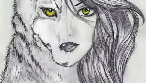 Drawing Creepy Wolf Pin by Evelyn Bone On Drawing In 2019 Drawings Art Art Drawings
