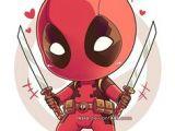 Drawing Cute Deadpool 23 Best Deadpool Images In 2019 Caricatures Cute Deadpool