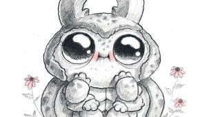 Drawing Cute Little Monsters Baby Beetle Interesting Scribble Cute Drawings Drawings