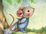 Drawing Cute Mice Good Morning Cute Mouse Art by Carmen Medlin Rats Love Carmen