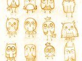 Drawing Cute One First Tumblr Dump Draw Animals Drawings Owl Art Art