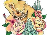 Drawing Cute Plants Image Result for Cute Bearded Dragon Drawing Beardeddragonideas