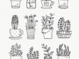 Drawing Cute Plants Pin Od Wiktoria Steczkiewicz Na Rys Drawings Doodles I Art