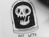 Drawing Cute Skeleton Instagram Photo by Behemot Behemot Crta Stvari In 2019 Skullies