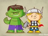 Drawing Cute Superheroes Pin by Ale Valenzuela On Super Heroes Pinterest Comics Marvel