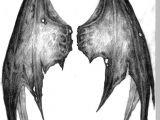 Drawing Devil Heart Devil Wings Drawing Demon Wings by Miho24 On Deviantart Black