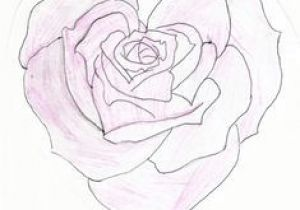 Drawing Diamond Heart 11 Best Heart Shaped Diamond and Roses Tattoo Images Beautiful