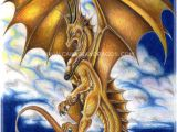 Drawing Dragons Sandra Staple Pictures Of Dragon Drawings In Color Kidskunst Info