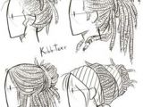 Drawing Dreads 1299 Best Dreadlocks and Gauges Images Dreadlock Hairstyles