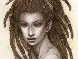 Drawing Dreads 85 Best My How to Draw Images In 2019
