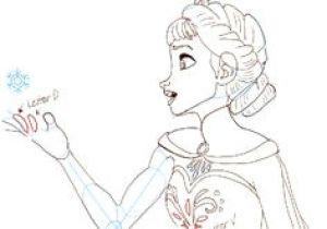 Drawing Easy Elsa 65 Best How to Draw Elsa Images Princesses Drawings Elsa Frozen