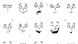 Drawing Easy Facial Expressions Simple Woman Cartoon Facial Expressions Buscar Con Google Art