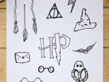 Drawing Easy Harry Potter Harry Potter Clip Art Printables Graphics Harry Potter Clip