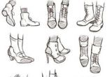 Drawing Easy Shoes 169 Best Easy Drawing Tutorials Images In 2019 Drawing Techniques