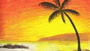 Drawing Easy with Oil Pastel Easy Oil Pastel Ideas Simple Oil Pastel Art Google Search Oil