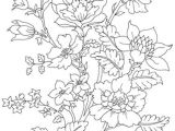 Drawing Embroidery Flowers Flowers Art Patterns Embroidery Patterns Embroidery Pattern