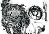 Drawing Evil Skulls the Root Of Evil Skulls Skull Art Tattoos Skull