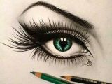 Drawing Eye Green Beautiful Art Pinterest Drawings Eye and Sketches