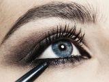 Drawing Eye Makeup On Hand 10 Easy Tricks to Applying Pencil Eyeliner