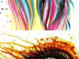 Drawing Eye Meme 0d Rt Fabulous Works by Pixie Cold Meme On Me Me