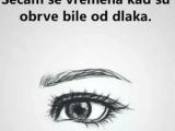 Drawing Eye Meme Secam Se Vremena Kad Su Obrve Bile Od Dlaka Meme On Me Me