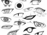 Drawing Eye Styles Naruto Naruto Pinterest Naruto Manga and Naruto Eyes