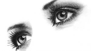 Drawing Eyes by Pencil 60 Beautiful and Realistic Pencil Drawings Of Eyes Drawing Faces