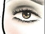 Drawing Eyes Chart the 17 Best Face Charts Images On Pinterest Beauty Makeup