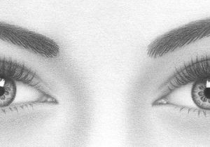 Drawing Eyes Different Angles How to Draw A Pair Of Realistic Eyes Rapidfireart