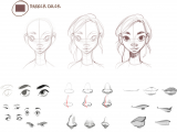 Drawing Eyes Do S and Don Ts How is Digital Drawing Different From Traditional Art