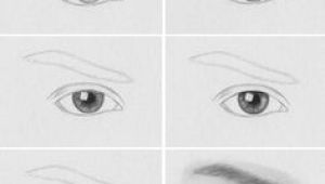 Drawing Eyes First How to Draw A Realistic Eye Things to Draw Pinterest Drawings