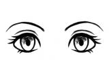 Drawing Eyes for Dolls Manga and Anime Eyes Example Of Eye Drawing Pinterest Cat Eyes