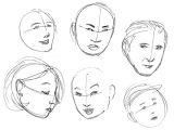 Drawing Eyes Looking Down Human Anatomy Fundamentals Basics Of the Face